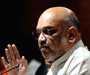 Shah dubs Congress-JD-S alliance unholy, defends BJP government formation