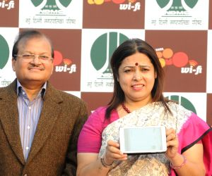 Wi-Fi services launched at Central Park of Connaught Place