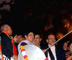 BJP roadshow - Kiran Bedi