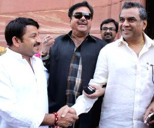 Parliament - BJP MPs