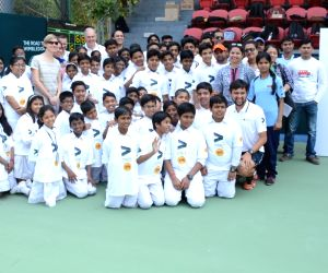 Wimbledon Foundation and Magic Bus team up to help 2,000 young people in Delhi