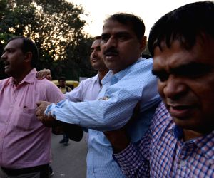 :New Delhi: Central Bureau Investigation (CBI) DSP Devender Kumar, who has been sent to seven-day agency's custody by a Delhi court following bribery allegations against its special Director ...