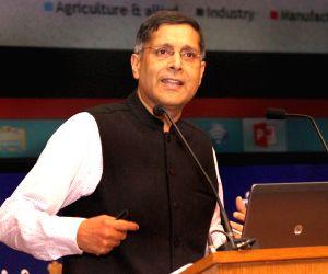 Chief Economic Advisor's press conference