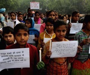 Children condemn attack on Peshawar school