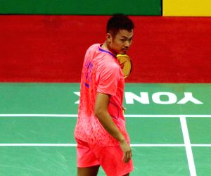 Yonex Sunrise Indian Open Badminton Championship - Lin Dan vs Ho Yue