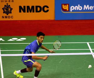 Yonex Sunrise Indian Open Badminton Championship - Parupalli Kashyap vs Xue Song
