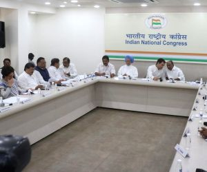 CWC meets to finalise Congress manifesto