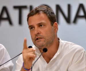 Dictatorship has become a profession under Modi government: Rahul Gandhi