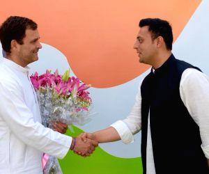 Former Telecom Minister Sukh Ram back in Congress