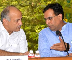 Finance Ministers of northern states meet in Delhi
