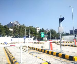New Delhi: Delhi government's newly inaugurated fully automated driving test centre (ADTCs) in New Delhi on March 6, 2019. In a first of its kind, the Delhi government inaugurated four fully automated driving test centres (ADTCs), taking a step towar