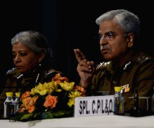 Delhi Police Commissioner's press conference