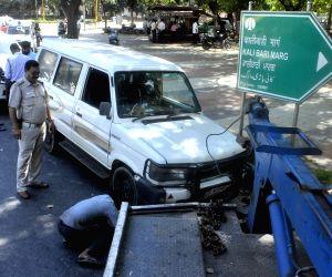 Delhi Police tow-away diesel-run vehicles