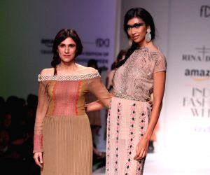 Amazon India Fashion Week - Rina Dhaka