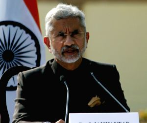 Jaishankar offers backing for Guterres re-election, discusses Covid vaccines, terrorism