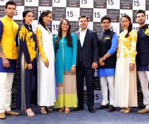 Press conference - Lakme Fashion Week