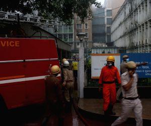 AIIMS plans round-the-clock fire tender after blaze