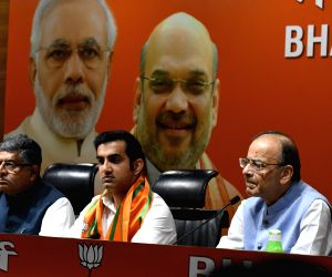 Gambhir joins club of cricketers-turned-politicians