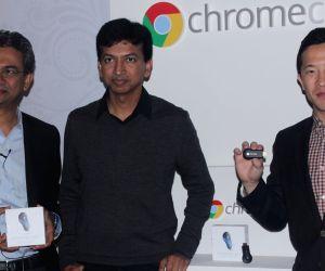 Chromecast launch