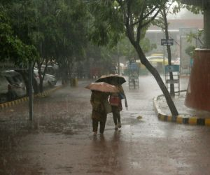 Heavy rains lash national capital