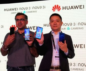 Huawei brings AI-driven nova smartphones to India