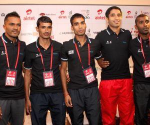Airtel Delhi Half Marathon Meet and Greet session