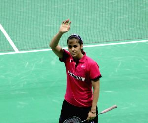 Yonex Sunrise Indian Open Badminton Championship - Saina Nehwal vs Yui Hashimoto