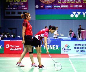 Yonex Sunrise Indian Open Badminton Championship - India vs China