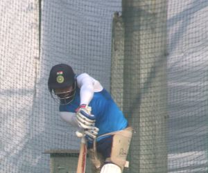 India Vs Sri Lanka - practice session - India