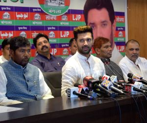 LJP defers announcement of candidates for Bihar
