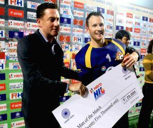 Ranchi Rays win Hockey India League