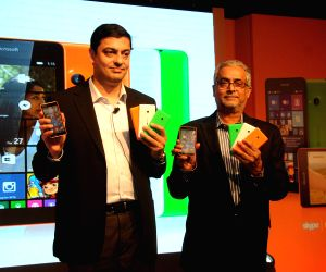 Microsoft launches Lumia 535 - first Lumia phone without Nokia branding
