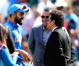 New Delhi, May 10 (IANS) Sachin Tendulkar and Virat Kohli were among India's cricket stars who took to social media to celebrate Mother's Day. With no cricket going on currently due to coronavirus pandemic, former and current players are keeping them
