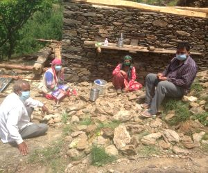 Rural people setting example for urbanites amid lockdown