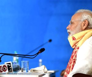 Modi wishes UAE Crown Prince, B'desh PM on Eid
