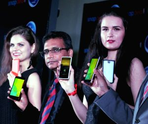 Fly smartphone - launch
