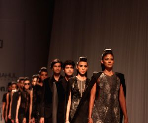Amazon India Fashion Week - Rohit Gandhi and Rahul Khanna