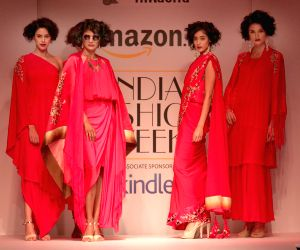 Amazon India Fashion Week - Nikasha Tawadey
