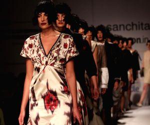 Amazon India Fashion Week - Sanchita Ajjampur