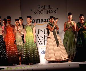 Amazon India Fashion Week - Sahil Kochhar