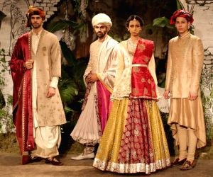 Anju Modi creates for BIBA
