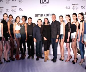 India Fashion Week Autumn Winter 2015 - auditions