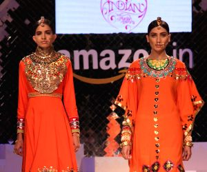 New Delhi: The Grand Finale of Amazon India Fashion Week 2015