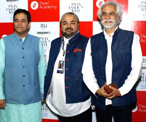 Amazon India Fashion Week Pearl Academy  New Course in Fashion & Lifestyle E-Commerce and India Couture launch