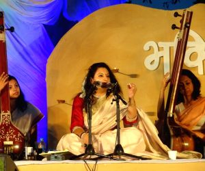 Bhakti Sangeet Festival 2015 - Shubha Mudgal, Meeta Pandit