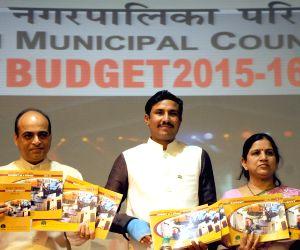 NDMC Budget - 2015-16