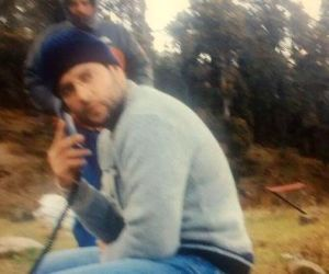 Photos show Rahul Gandhi in Uttarakhand