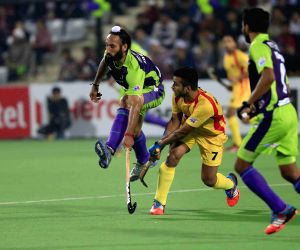 HIL - Delhi Waveriders vs Ranchi Rays