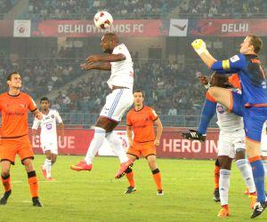 ISL - Delhi Dynamos FC vs FC Goa