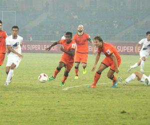 ISL - Delhi Dynamos v/s Mumbai City
